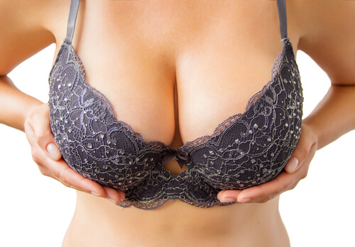 Relief With Breast Reduction Surgery